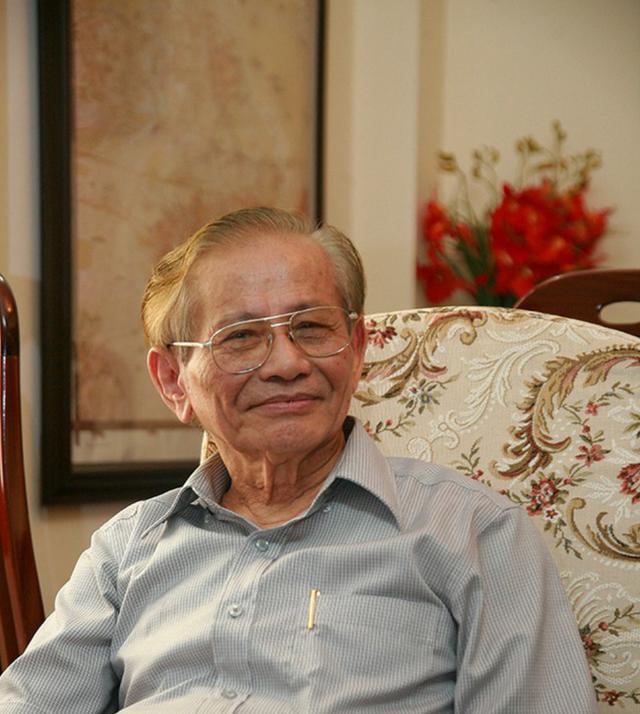Cố GS. Phan Huy Lê