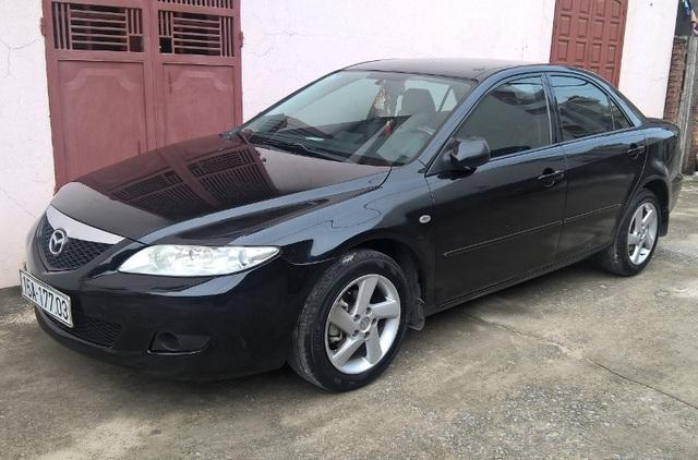 Mazda 3 bản số tự động đang được bán trên thị trường với giá khoảng hơn 250 triệu đồng.