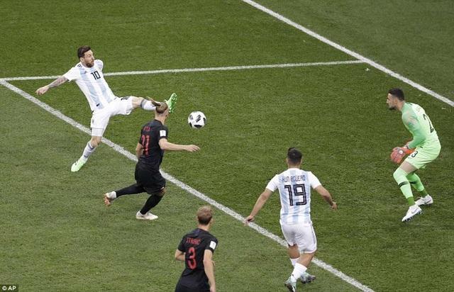 Messi và đồng đội cần vượt qua cú sốc thất bại trước Croatia