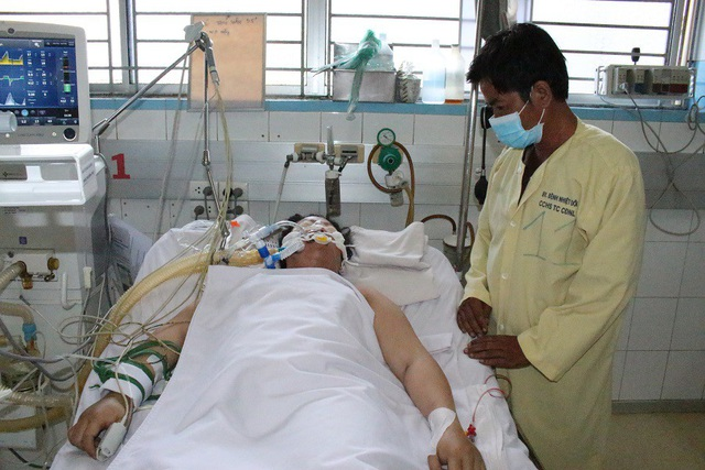 Mong manh sự sống 2 mẹ con bị cúm A/H1N1 - 8