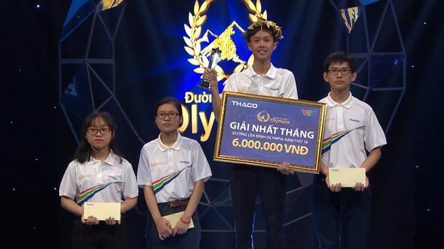 Tân Nhật giành vòng nguyệt quế cuộc thi Tháng 1 Quý 4 và vé vào chơi ở cuộc thi Quý.