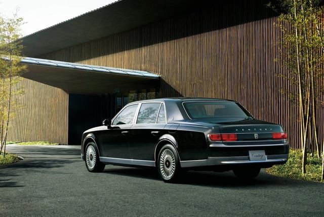 Cận cảnh chiếc Toyota đẳng cấp Rolls-Royce, giá siêu xe - 9