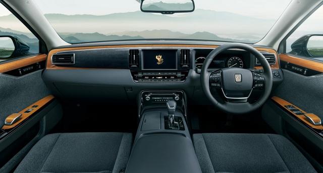 Cận cảnh chiếc Toyota đẳng cấp Rolls-Royce, giá siêu xe - 11