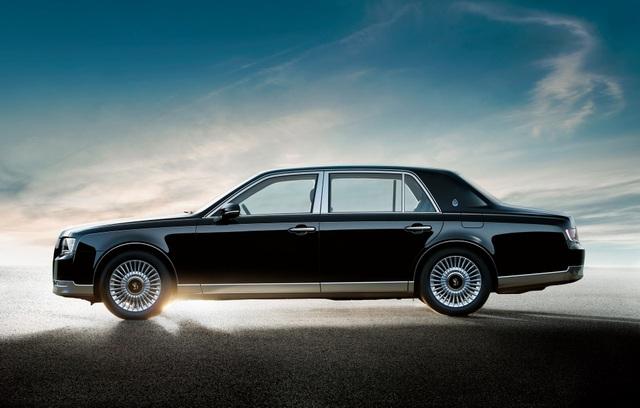 Cận cảnh chiếc Toyota đẳng cấp Rolls-Royce, giá siêu xe - 7
