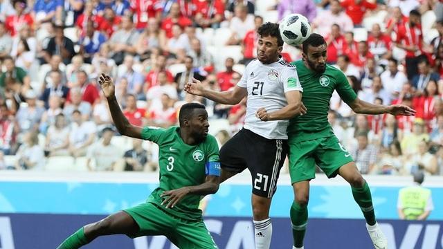 Ai Cập 1-2 Saudi Arabia: Cú lội ngược dòng bất ngờ - 5