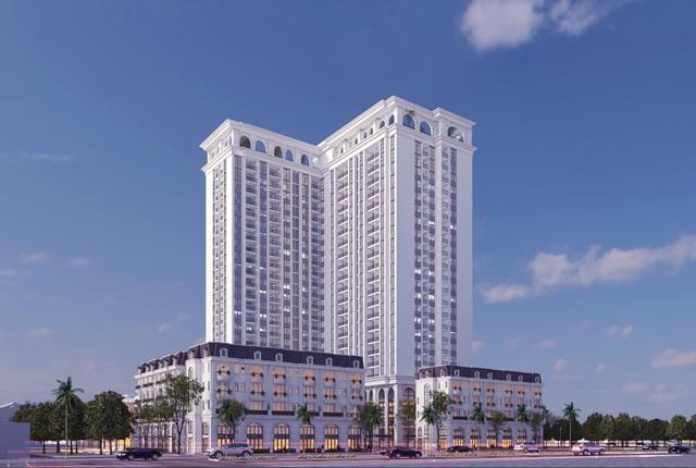 TSG Lotus - SaiDong tâm điểm mô hình nhà phố nhân đôi lợi ích