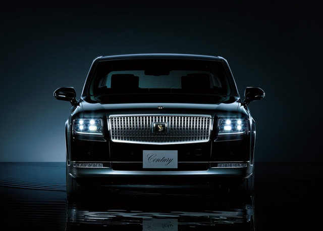 Cận cảnh chiếc Toyota đẳng cấp Rolls-Royce, giá siêu xe - 4