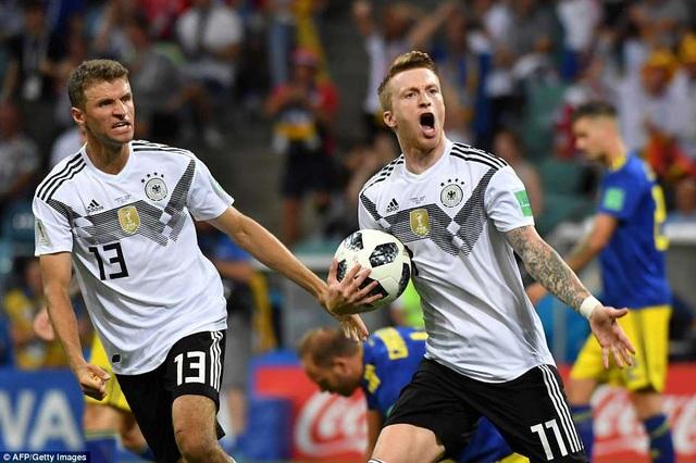 Đức sẽ hồi sinh sau chiến thắng nghẹt thở trước Thụy Điển
