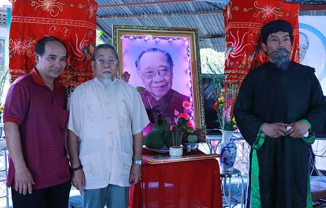 Xúc động tưởng niệm 3 năm ngày mất cố GS-TS Trần Văn Khê - 17