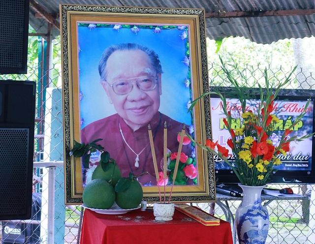 Xúc động tưởng niệm 3 năm ngày mất cố GS-TS Trần Văn Khê - 1