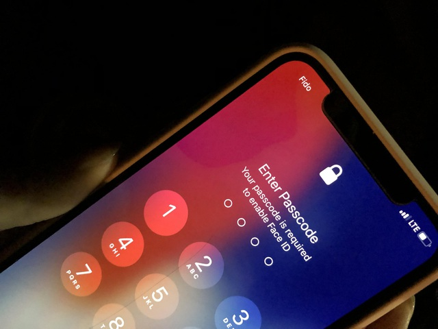 Công nghệ bảo mật qua màn hình khóa điện thoại tưởng như đơn giản, nhưng lại đang hiệu quả tới không ngờ.