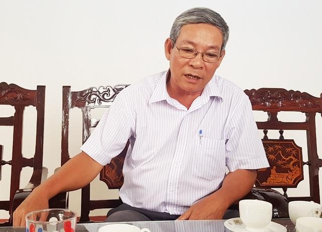 Ông Trương Văn Đới, Trưởng Phòng Giáo dục & Đào tạo Thị xã Hương Trà, tỉnh Thừa Thiên Huế cho biết sẽ làm rõ trách nhiệm nhà trường