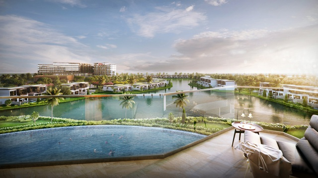 Imperia Sky Garden đã được vinh danh là Dự án có thiết kế cảnh quan xuất sắc nhất