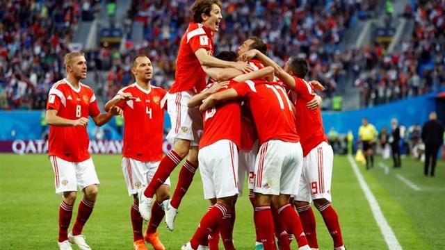 Nga đang có được phong độ xuất sắc sau hai lượt trận