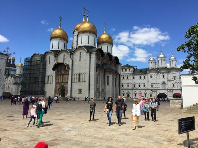 Ký sự nước Nga: World Cup là nơi giao thoa của các nền văn hoá - 2