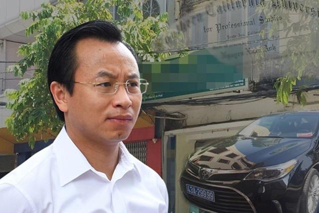 Ông Nguyễn Xuân Anh. Ảnh: Zing.