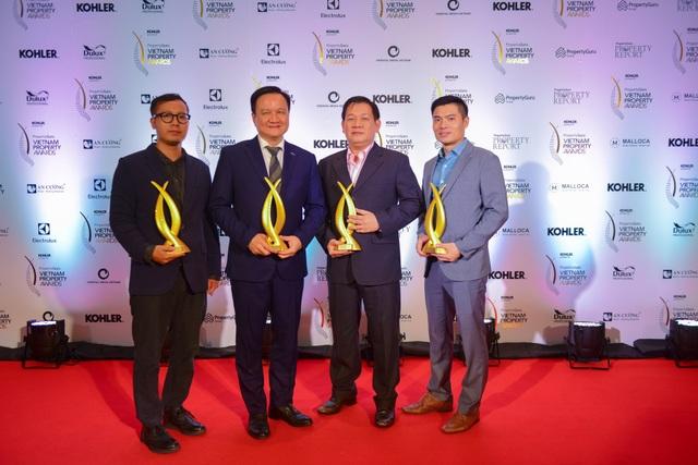 Cả 3 dự án của MIKGroup dự thi và đạt giải trên đều được các thành viên Ban giám khảo đánh giá cao trong quá trình thẩm định