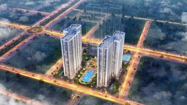 Ra mắt 2 tòa căn hộ đầu tiên dự án Vinhomes New Center - Hà Tĩnh - 1
