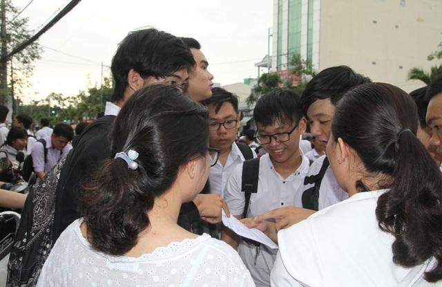 Kỳ thi THPT quốc gia năm nay ở Vĩnh Long thí sinh chỉ đạt điểm 10 môn GDCD