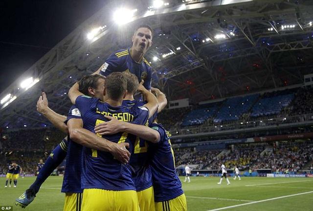 Nhiều thách thức chờ đợi Thụy Điển ở trận đấu với Mexico
