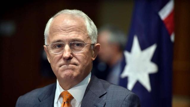 Thủ tướng Australia Malcolm Turnbull (Ảnh: AFP)
