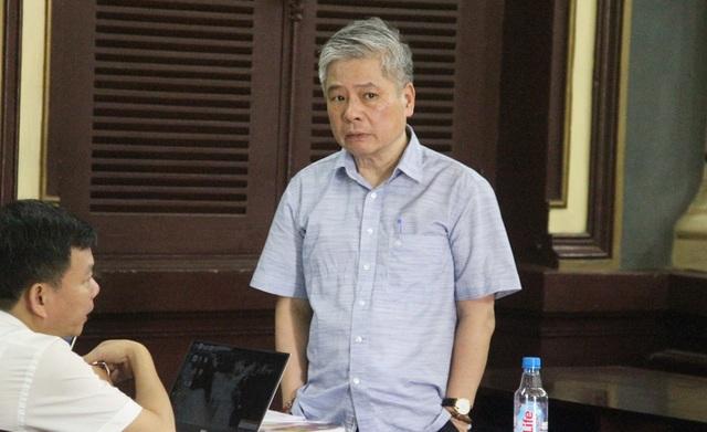 Bị cáo Đặng Thanh Bình từ chối 1 luật sư.