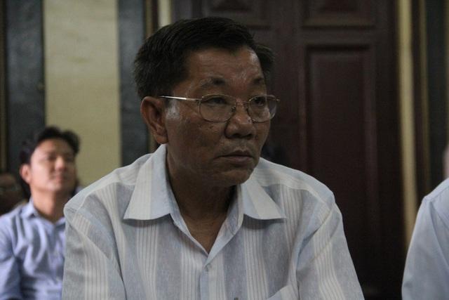 Bị cáo hà Tấn Phước cho rằng VNCB gửi tiền là đúng.