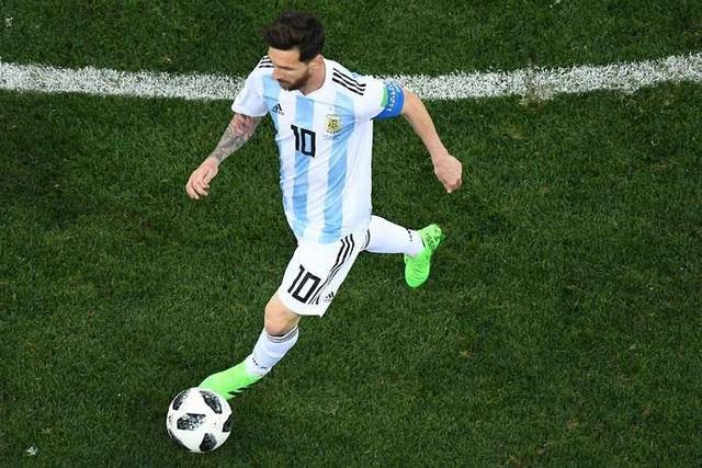 Messi đang có phong độ ở World Cup