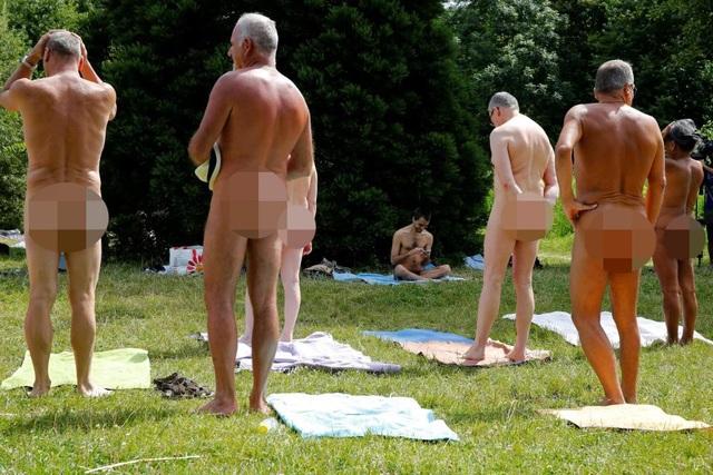 Pháp là một trong những quốc gia khá cởi mở về chủ nghĩa khỏa thân