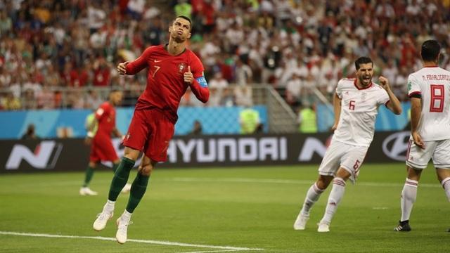 Ronaldo tiếc nuối cơ hội không thể tận dụng