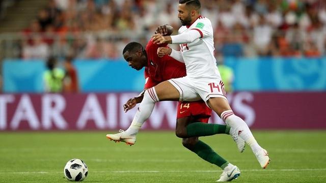 Iran 1-1 Bồ Đào Nha: C.Ronaldo suýt thành tội đồ - 2