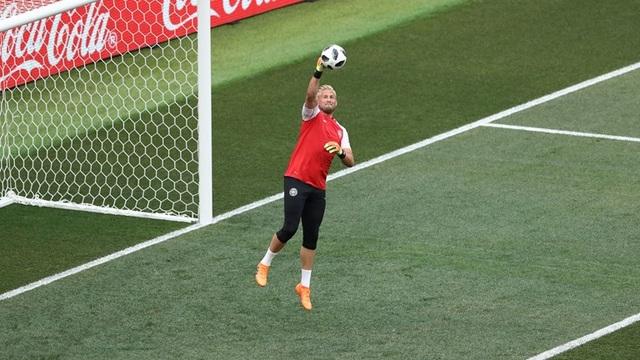 Pháp 0-0 Đan Mạch: Nhạt nhòa toàn diện - 9