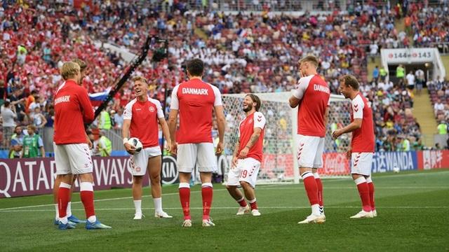 Pháp 0-0 Đan Mạch: Nhạt nhòa toàn diện - 10