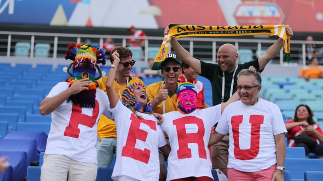 Australia 0-2 Peru: Guerero tỏa sáng - 20