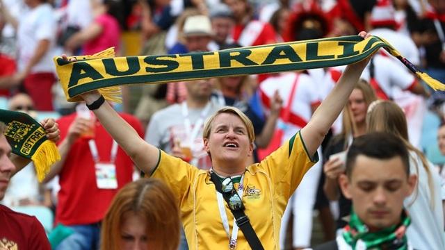 Australia 0-2 Peru: Guerero tỏa sáng - 19