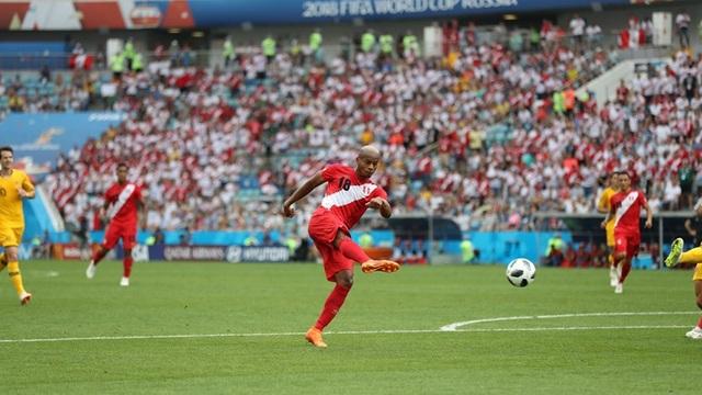 Australia 0-2 Peru: Guerero tỏa sáng - 13