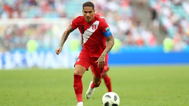 Thủ quân Guerrero nâng tỷ số lên 2-0 cho Peru