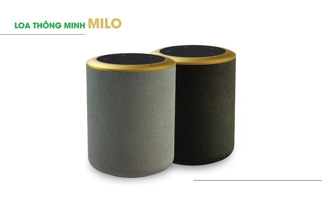 Loa thông minh MILO sẽ là sản phẩm tiện lợi nhất trong giải pháp nhà thông minh Lumi