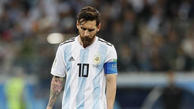 Argentina phải giành chiến thắng trước Nigeria mới có thể đi tiếp