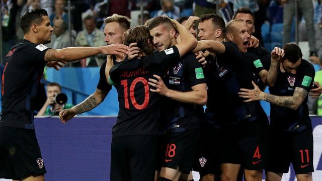 Croatia sẽ ra sân với đội hình dự bị ở trận đấu với Iceland