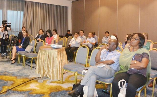 Các đại biểu dự GEF 6 đang diễn ra tại Đà Nẵng đánh giá cao sáng kiến xây dựng KCN sinh thái của Việt Nam