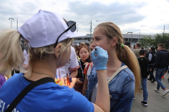 Ký sự nước Nga: Những người tô điểm cho World Cup 2018 - 3