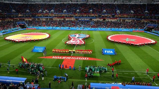 Bồ Đào Nha và Iran gặp nhau ở lượt cuối vòng bảng
