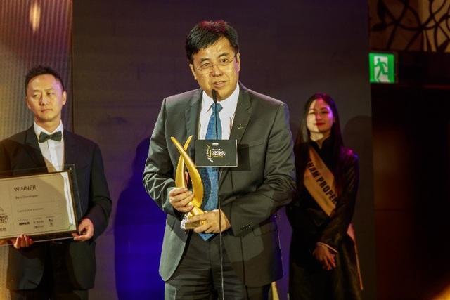 Vinh danh giải thưởng lớn cho ngành bất động sản Việt Nam 2018 - 1