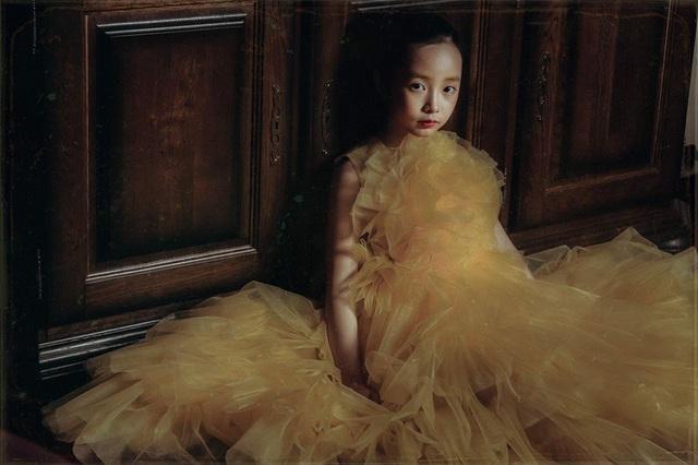 Mẫu nhí Huỳnh Phương Anh - Nàng công chúa của sàn diễn thời trang trẻ em - 5