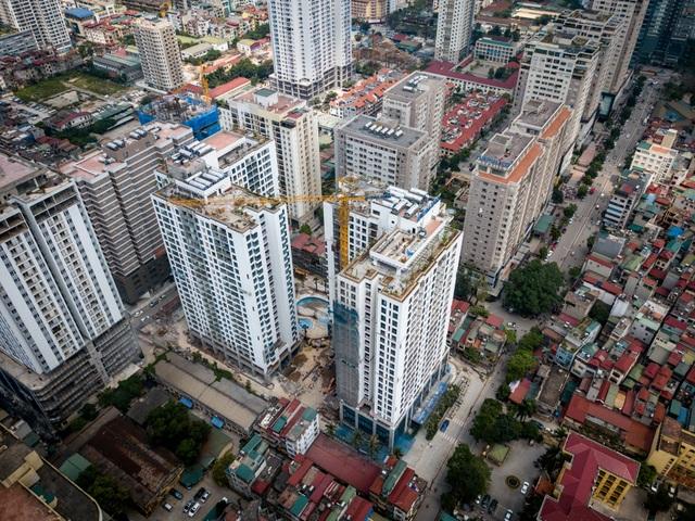 Dự án Rivera Park Hà Nội ngự tại vị trí đắc địa trung tâm quận Thanh Xuân