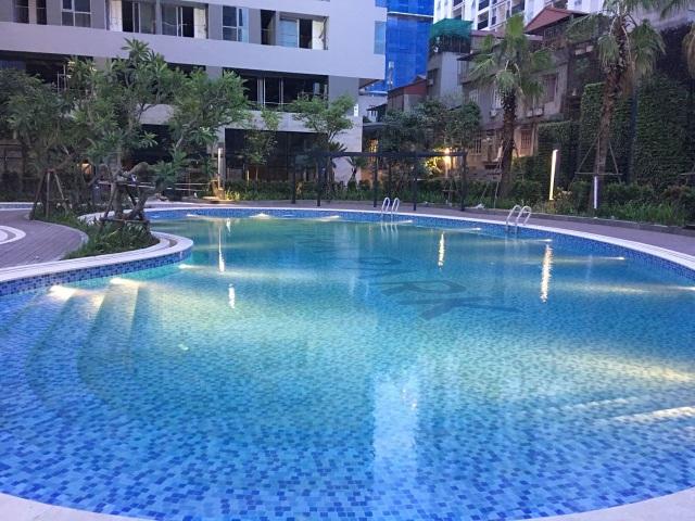 Bể bơi – tiện ích không thể thiếu cho một cuộc sống hiện đại