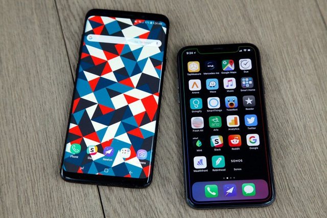 Cuộc đua giữa Apple và Samsung sẽ có những chuyển biến rõ rệt trong năm 2019.