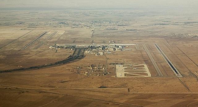 Sân bay quốc tế Damascus của Syria (Ảnh: Sputnik)