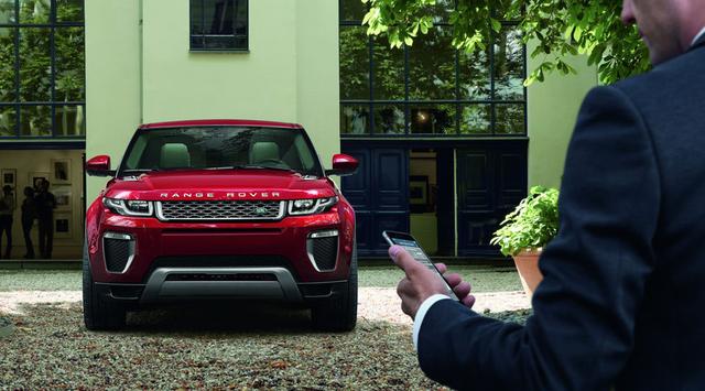 Range Rover Evoque - Mẫu xe đột phá cho người cá tính - 5